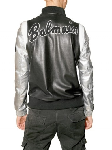 Catch of the day: Balmain baseball jacket