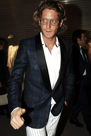 Quote of the day: Lapo Elkann @ AIFW