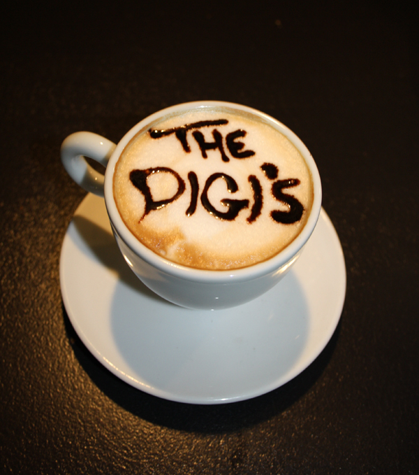 Coffee break Digi style