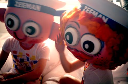 Digitalistic video: Bas Kosters x Zeeman