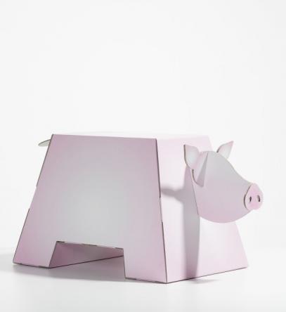 Here piggy, piggy, piggy….