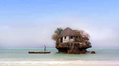 Dream away on this little island