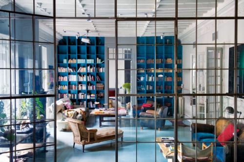 Digitalistic interiors: Jaime Lacasa