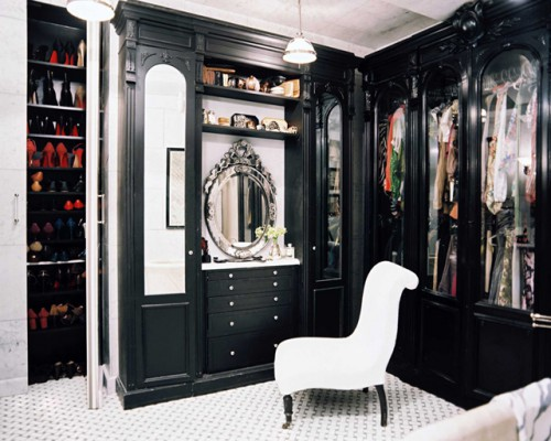 The perfect Carrie Closet