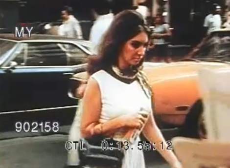 Digitalistic video: Fashion in the Seventies