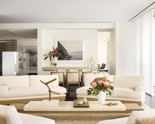 Digitalistic interior: Miami style
