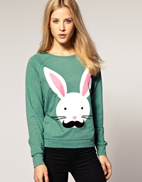 Catch of the Day: Rabbit sweater