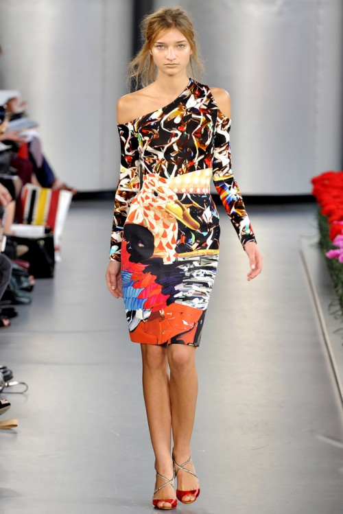 Digitalistic collaboration: Mary Katrantzou for Topshop
