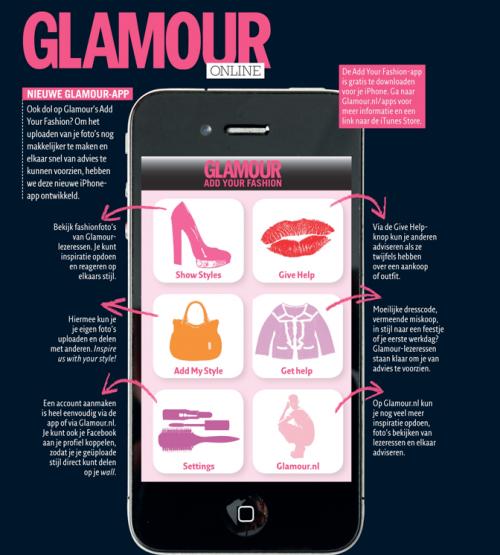 Glamourous app