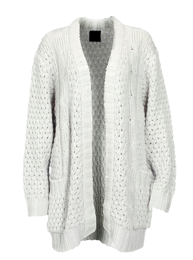 Catch of the Day: cosy cardigan from Gestuz