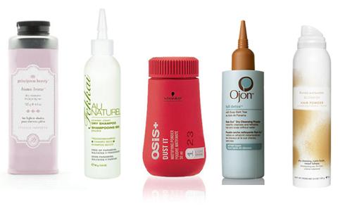 Top 5 Dry Shampoos