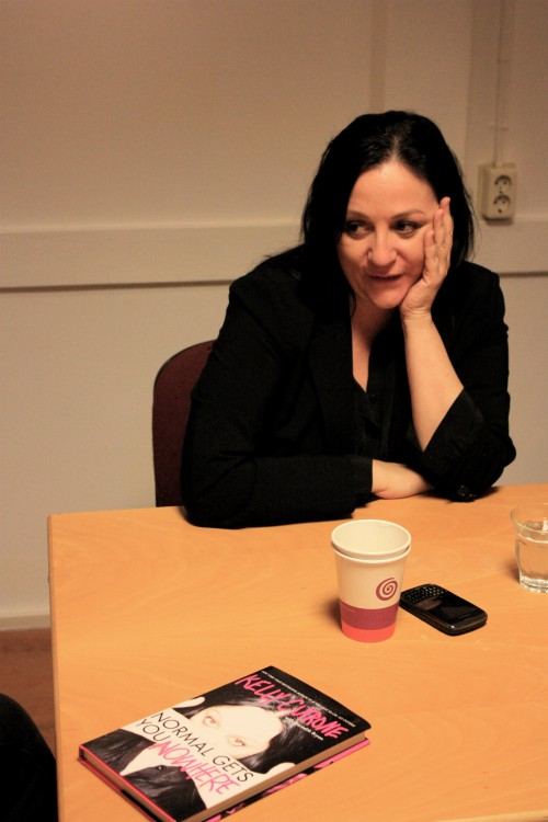 An entre-nous with Kelly Cutrone
