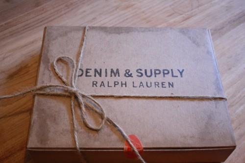 World's first in Amsterdam: Ralph Lauren Denim&Supply
