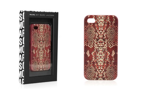 Catch of the Day: Marc by Marc Jacobs python-print iPhone-case