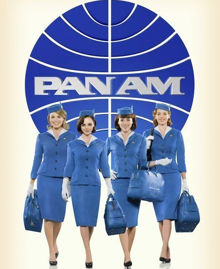 Get the look: Pan Am