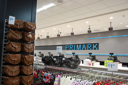Primark takes over Holland
