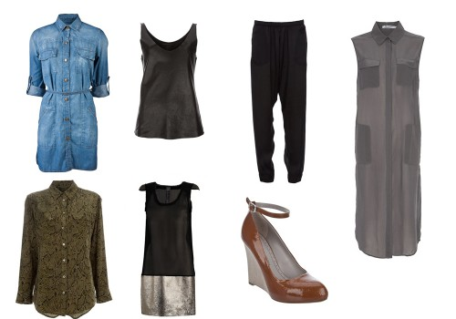Catch of the Day: Sale-shopping @ Farfetch