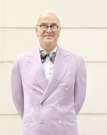 Fashion food by Manolo Blahnik