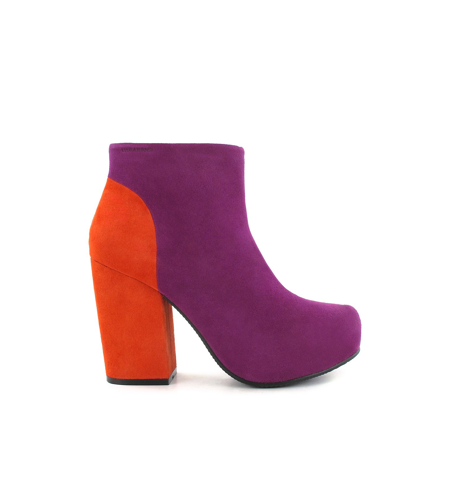 Catch of the day: Purple heels