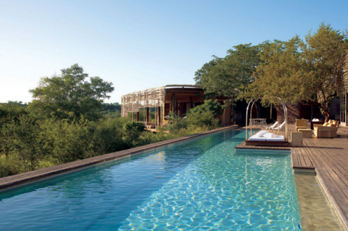 A digitalistic getaway: Singita Lebombo Lodge
