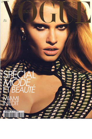 Digitalistic covers: Mert Alas & Marcus Pigott for Vogue Paris