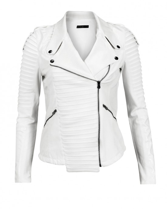 Catch of the day: Biker chic jacket