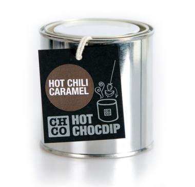 Digitalicious: Hot Choc Dip with Chili