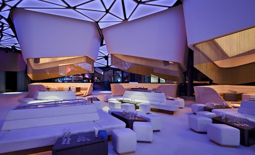 On the spot: Allure Nightclub, Abu Dhabi