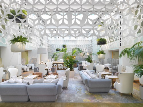On the spot: Mandarin Oriental Hotel, Barcelona