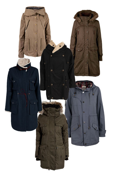Editor's Wishlist: The Parka
