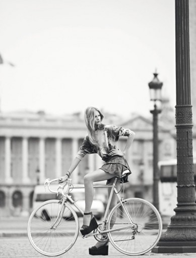 Digitalistic campaign: Etoile by Isabel Marant S/S 12