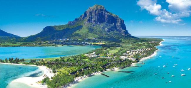 A digitalistic getaway: Paradise Hotel, Mauritius