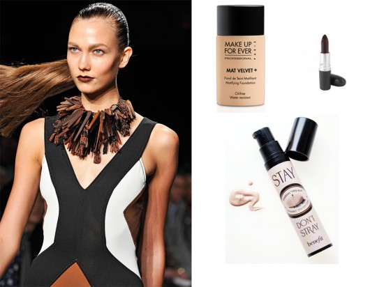 Get the Look: Donna Karan S/S 2012