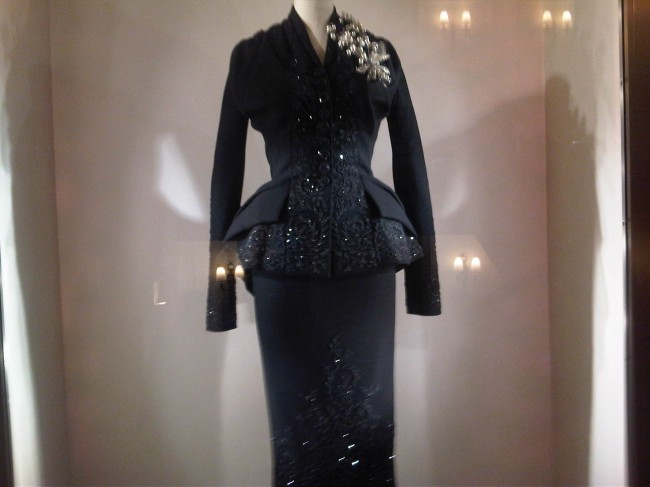 Touring the Dior couture atelier