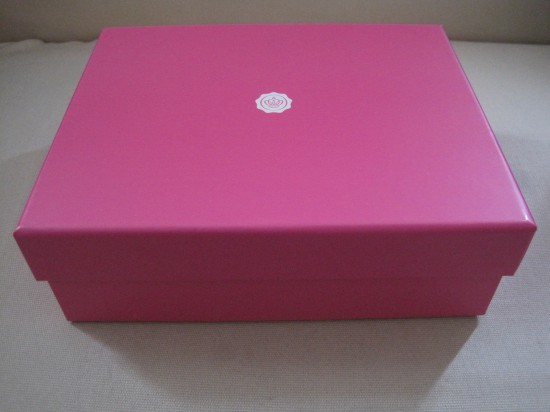 Like us on Facebook and win a Glossybox!