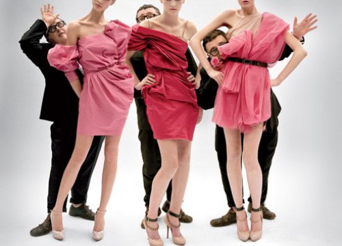 Lanvin's Alber Elbaz: fashion hurts but I like it