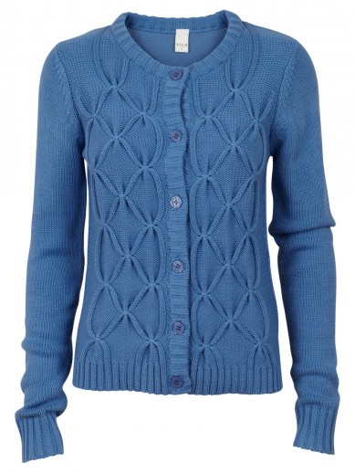 Catch of the day: True blue knitwear