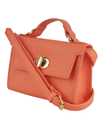 Catch of the day: Orange Clutch
