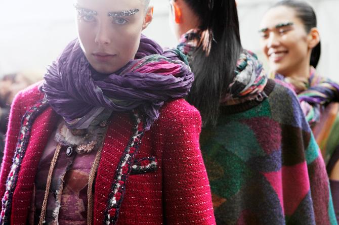 Paris Fashion Week: Chanel Kryptonite