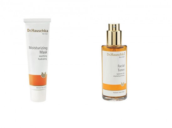 Sunday beauty treatment: Dr Hauschka