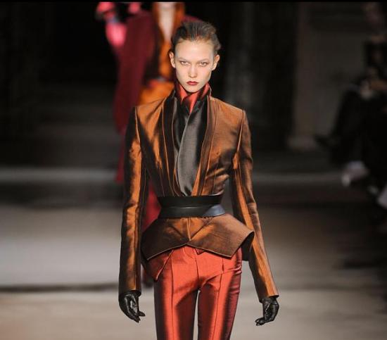 Paris Fashion Week: Haider Ackermann A/W '12