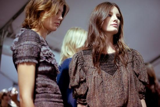Paris Fashion Week: Isabel Marant A/W '12