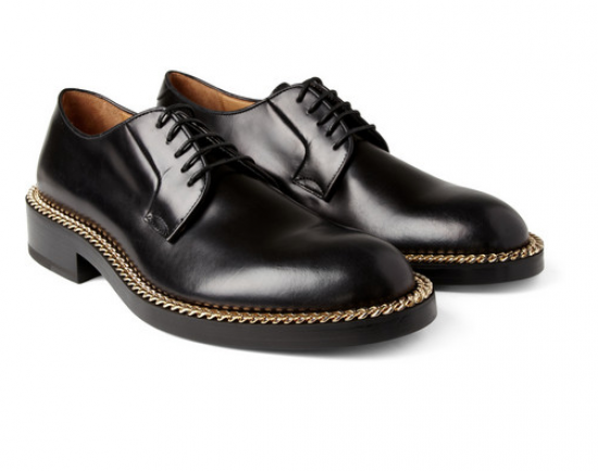 Men's Catch of the Day: Raf Simons derby shoes