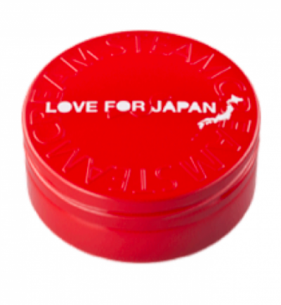 STEAMCREAM launches LOVE FOR JAPAN