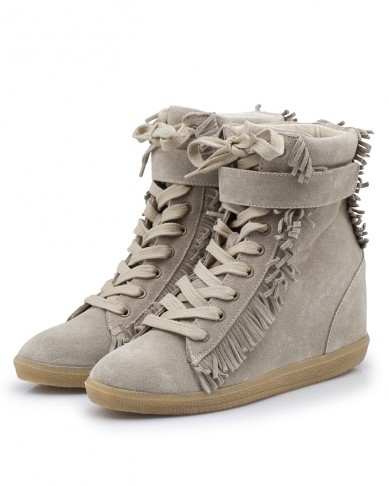 Catch of the day: Sneaker Wedge