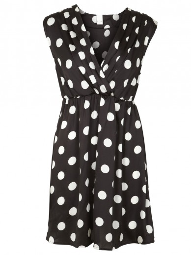 Catch of the day: Polka-dot Dress