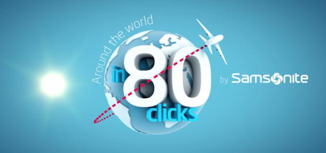 Around the World in 80 Clicks