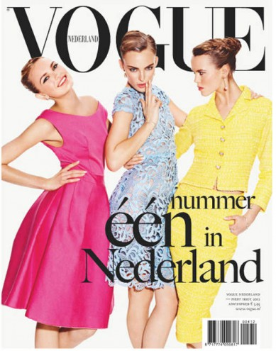 Welcome Vogue Netherlands