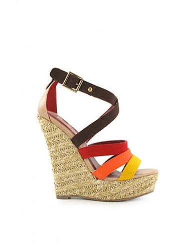 Catch of the Day: Colorful Wedge