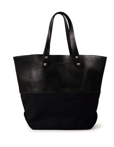 Catch of the Day: Leather Bag